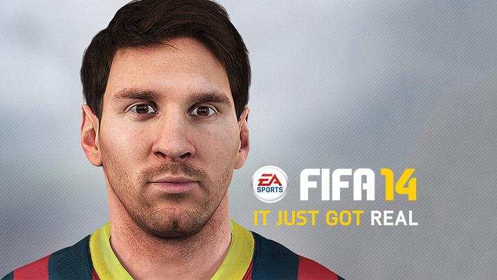 FIFA 14 sigue siendo lo más vendido en Reino Unido