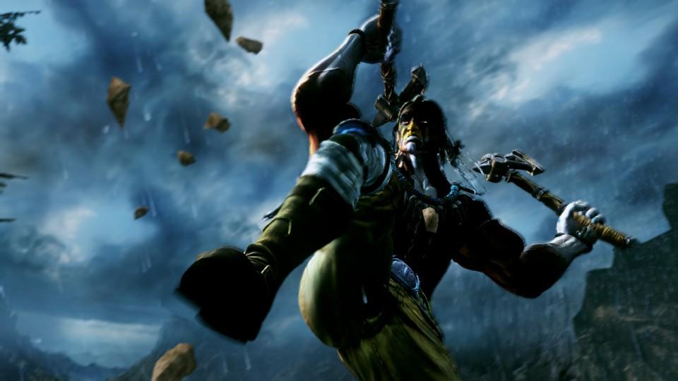 Se muestra el prototipo de Killer Instinct 2013 en Xbox 360