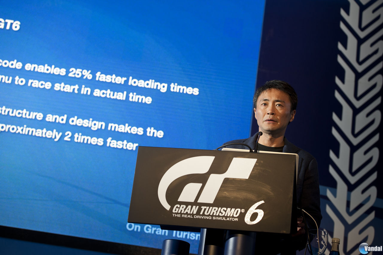 Digital Foundry vs. Gran Turismo 6