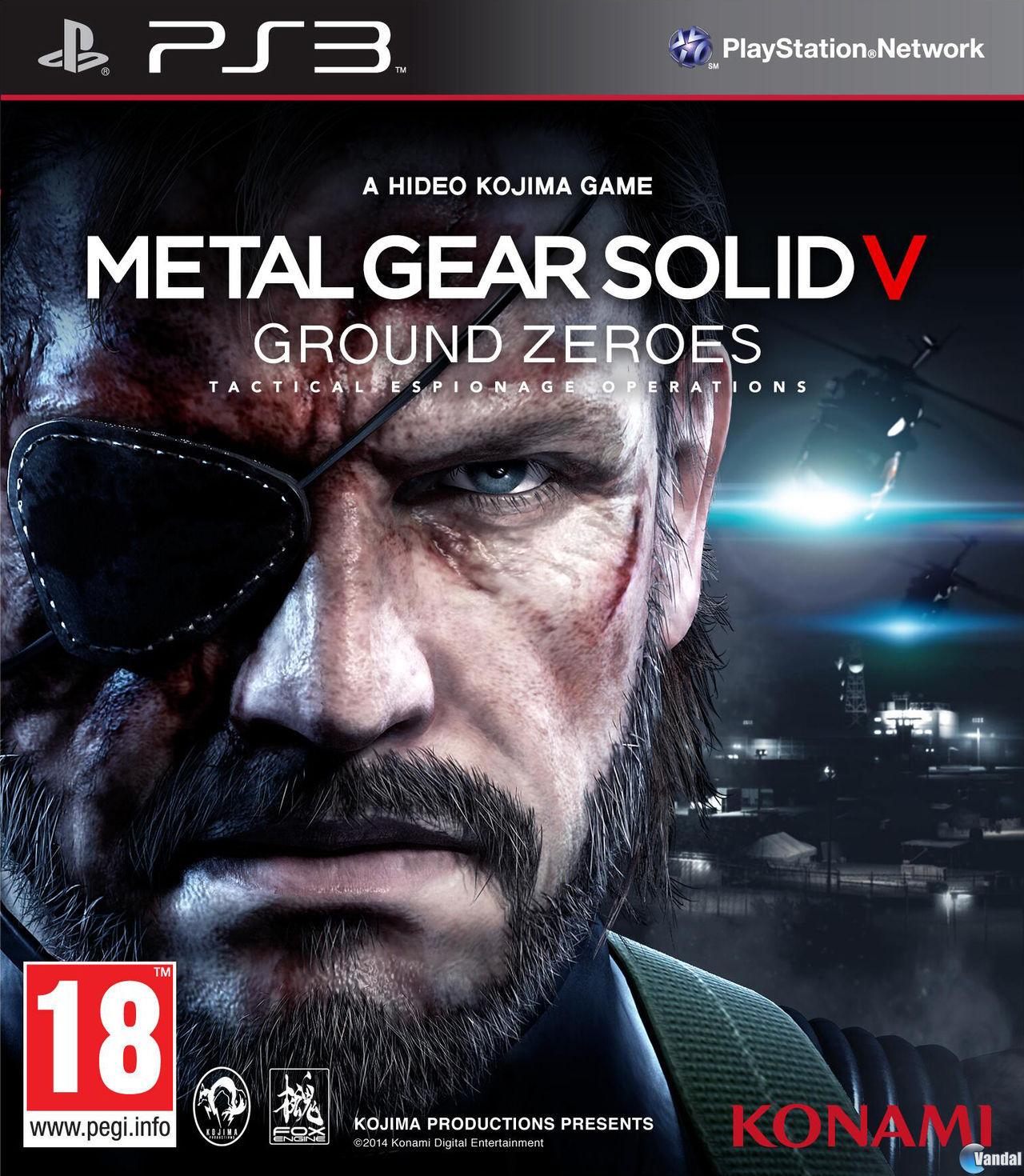 Se muestra en vídeo cómo se hizo Metal Gear Solid V: Ground Zeroes