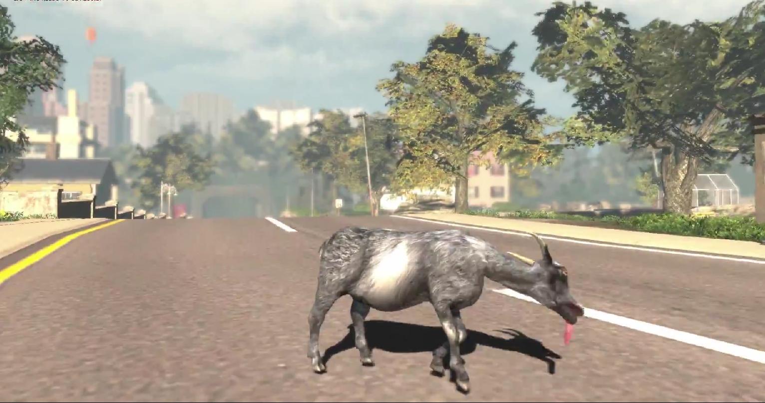 Goat Simulator se convertirá en un MMO gratuito