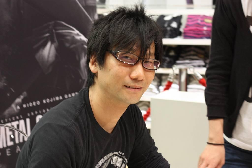 Kojima explica por qué MGS V: Ground Zeroes no tiene trofeo de platino en PS4
