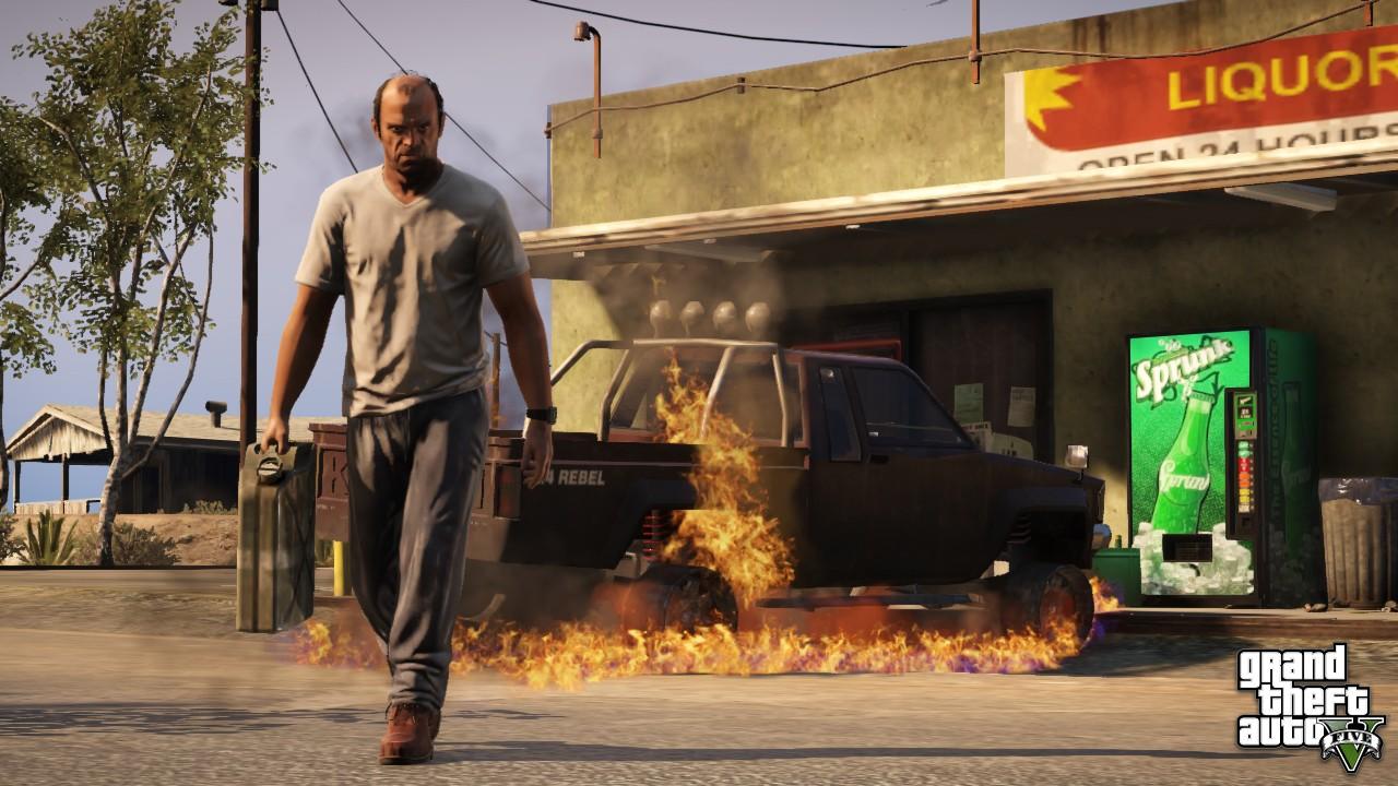 La radio y el editor de GTA V en PC, llegará también a PS4 y One