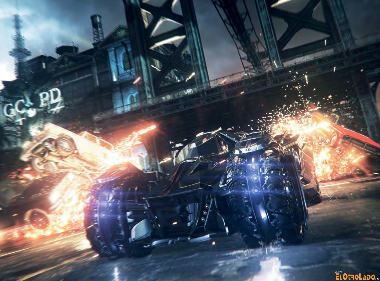 Batman: Arkham Knight recibe un nuevo parche en PC