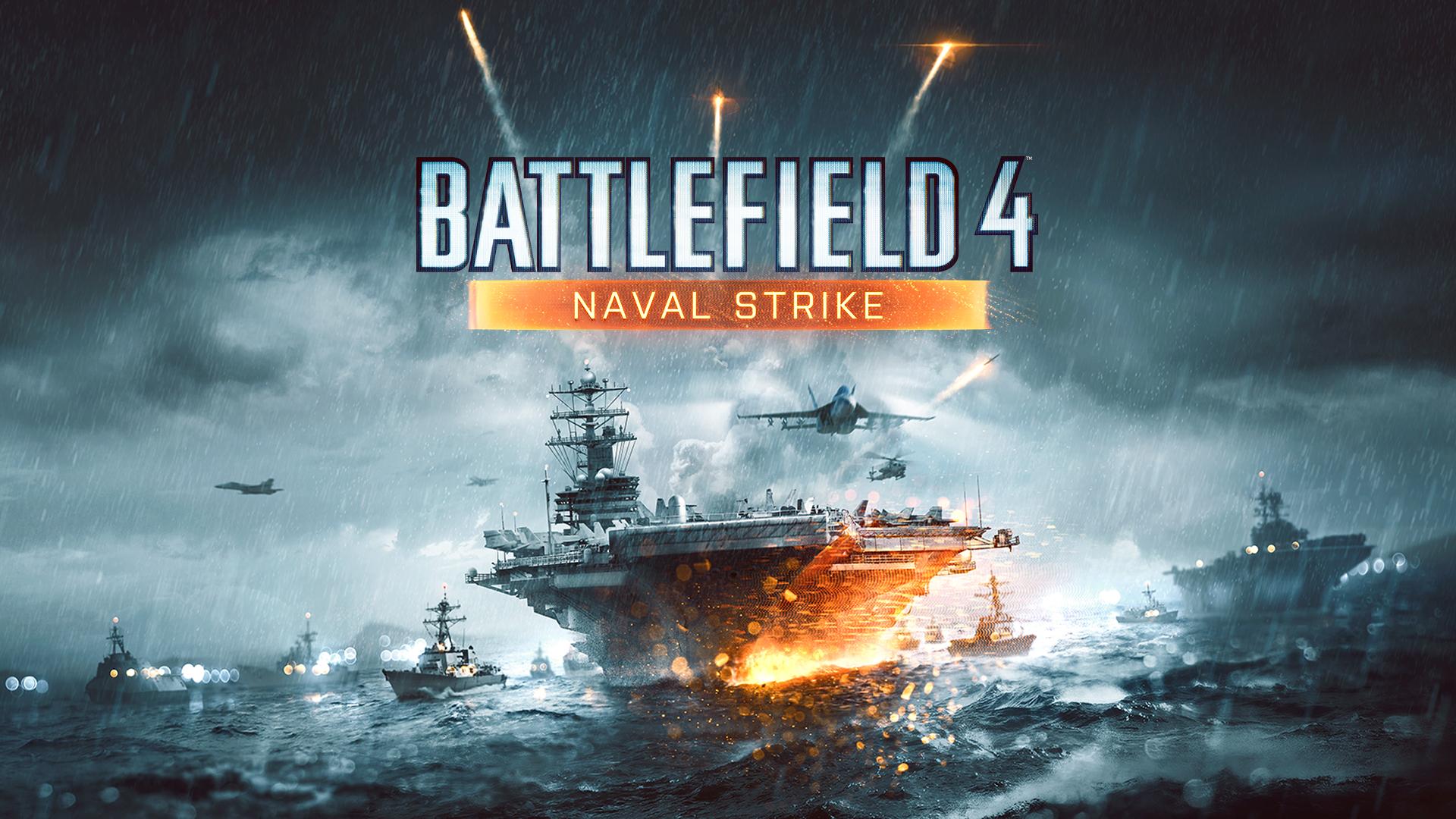 Naval Strike, descargable de Battlefield 4, llega finalmente a PC