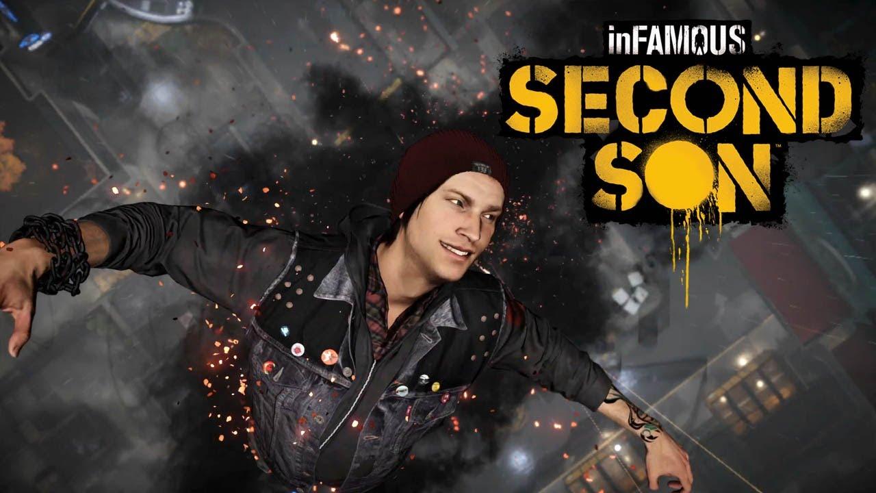 inFamous: Second Son vuelve a ser lo más vendido en Reino Unido en la última semana