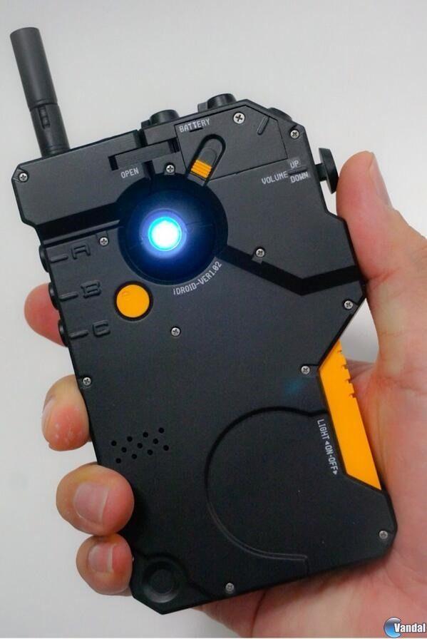 Convierte tu iPhone en el iDroid de MGS V: Ground Zeroes con esta funda