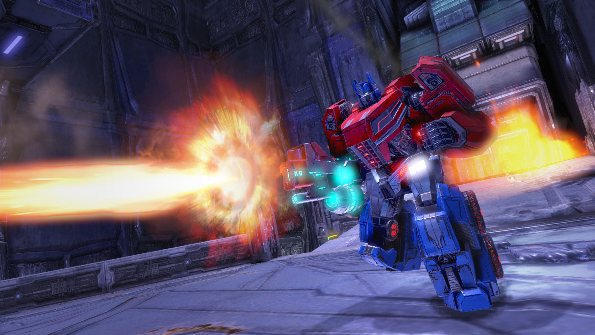 Transformers: Rise of the Dark Spark presenta a Bumblebee