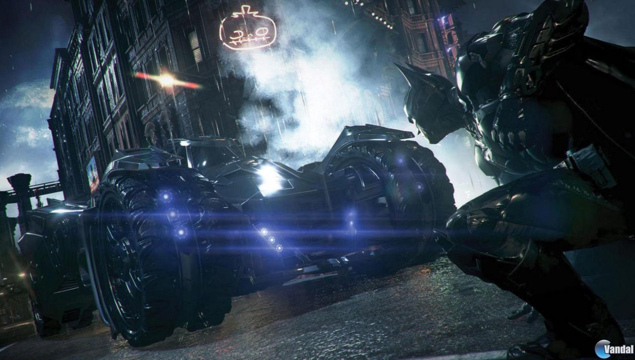 Batman: Arkham Knight se podría haber retrasado hasta 2015