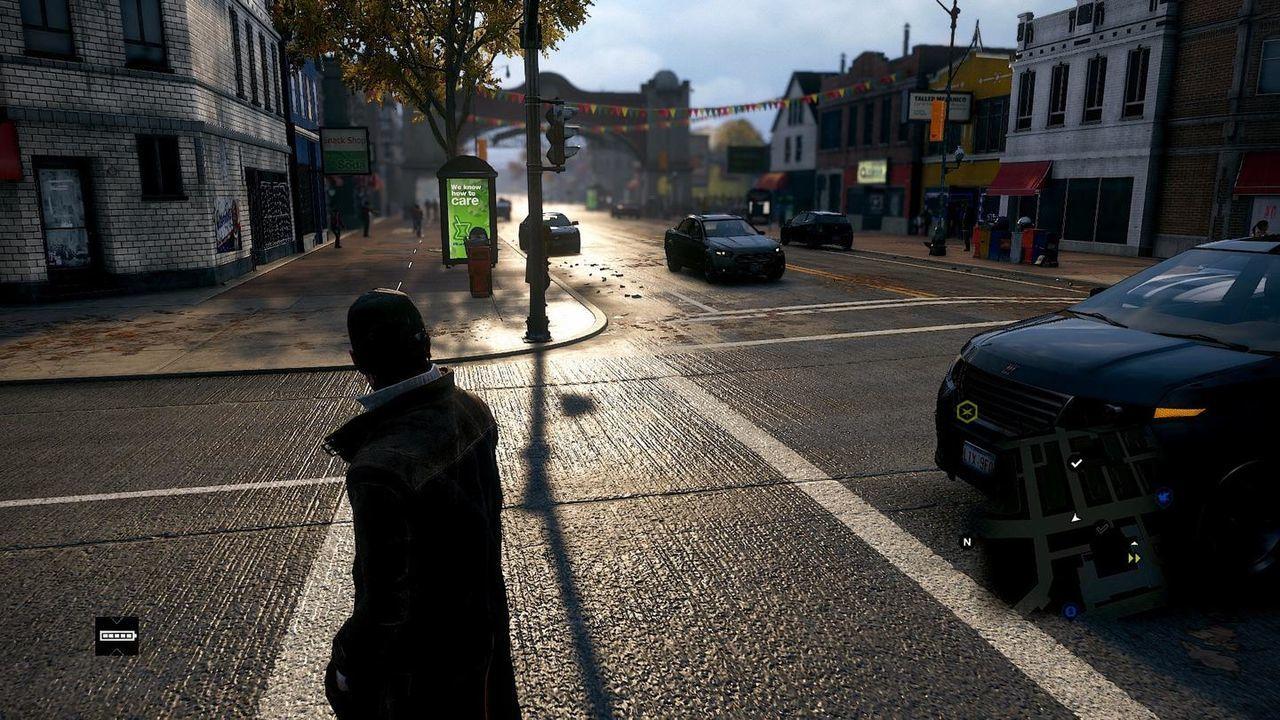 Un 'mod' desbloquea efectos desactivados en Watch Dogs para PC