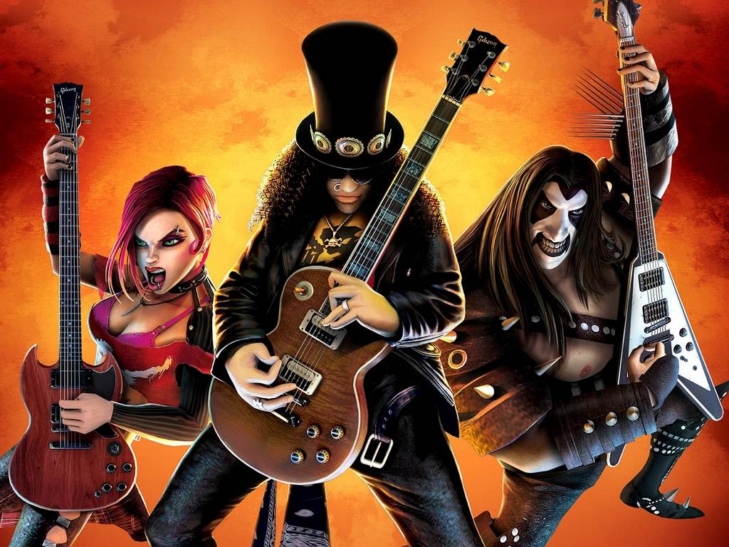 Guitar Hero regresaría este mismo año en PS4 y Xbox One