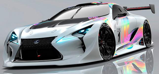 Gran Turismo 6 añade tres nuevos coches en el modo Vision GT