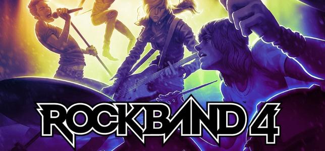 Rock Band 4 anunciado para PlayStation 4 y Xbox One