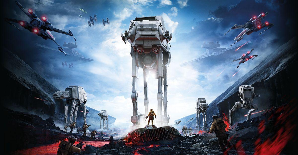 Se Viene La Nueva Entrega De Star Wars Battlefront!!!!