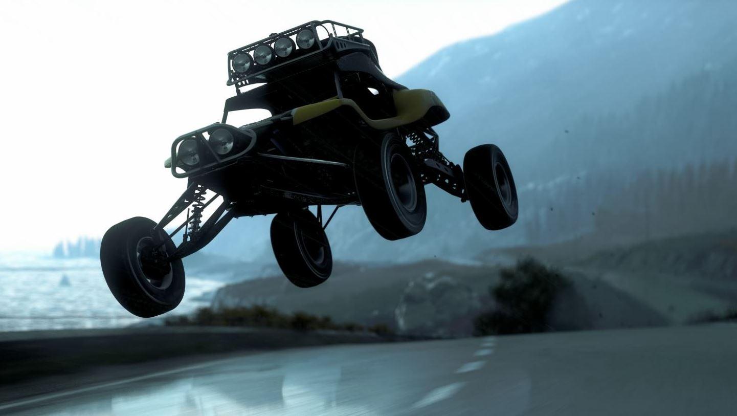Los Wombat Buggies ya están disponibles en DriveClub