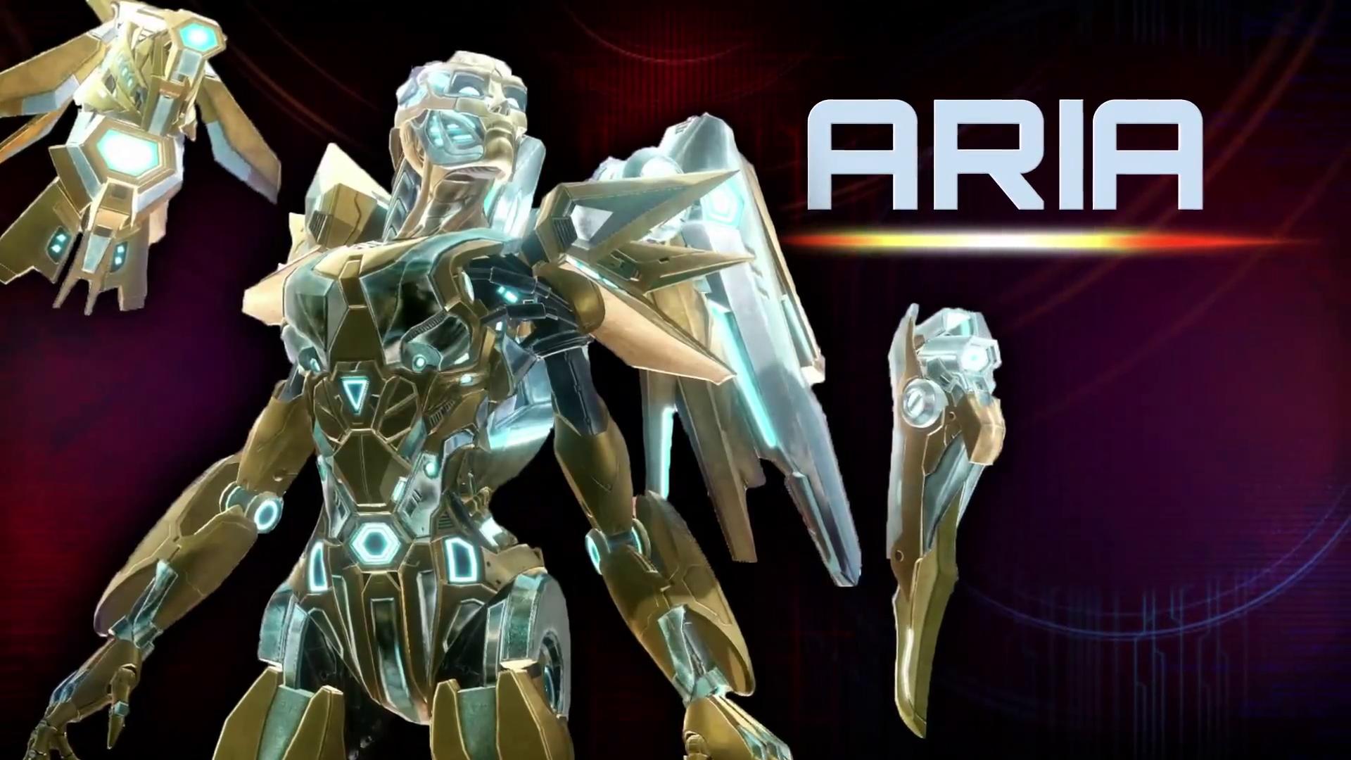 Killer Instinct muestra a Aria en vídeo
