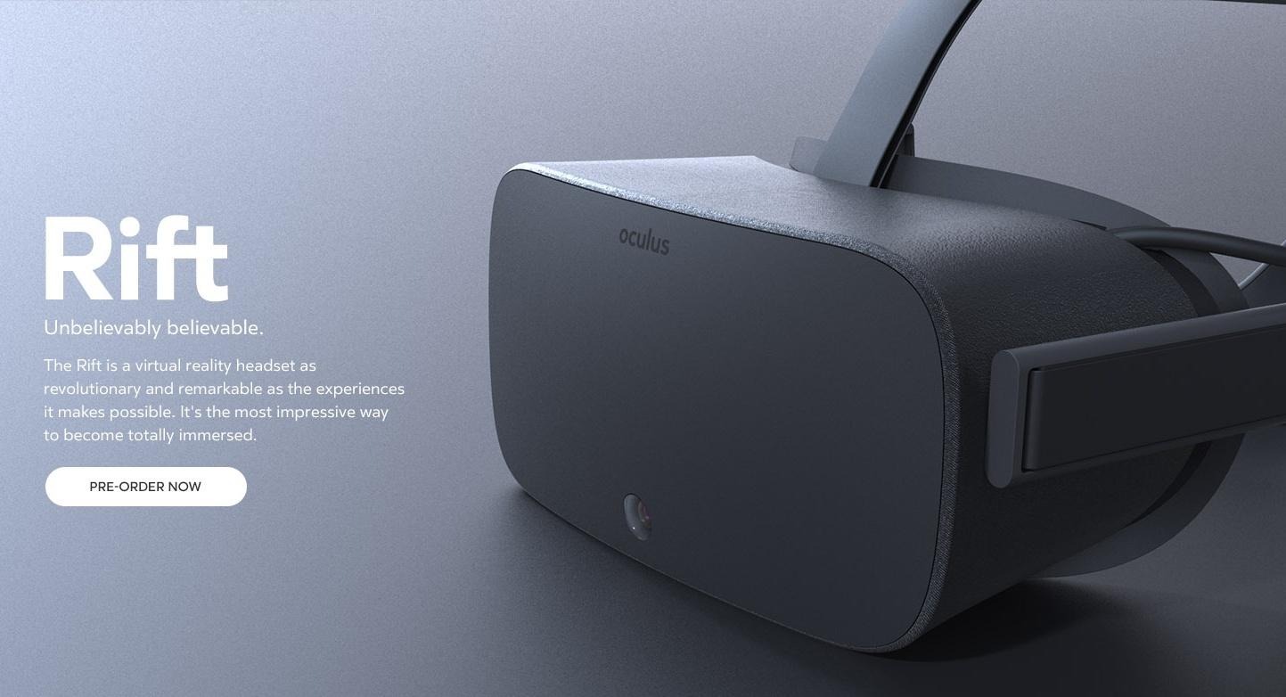 Se filtran imágenes de Oculus Rift con nuevos componentes