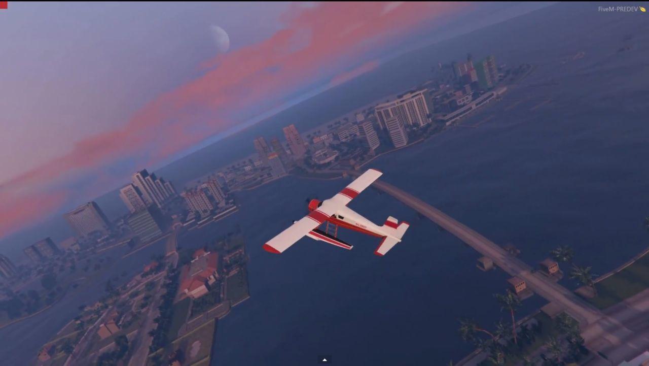 Llevan GTA: Vice City al motor de GTA V