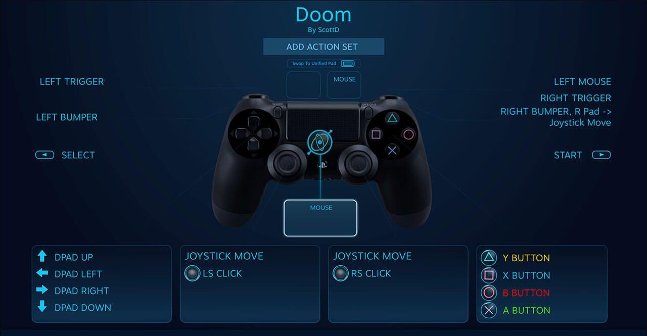 Steam ya es 100% compatible con el Dualshock 4