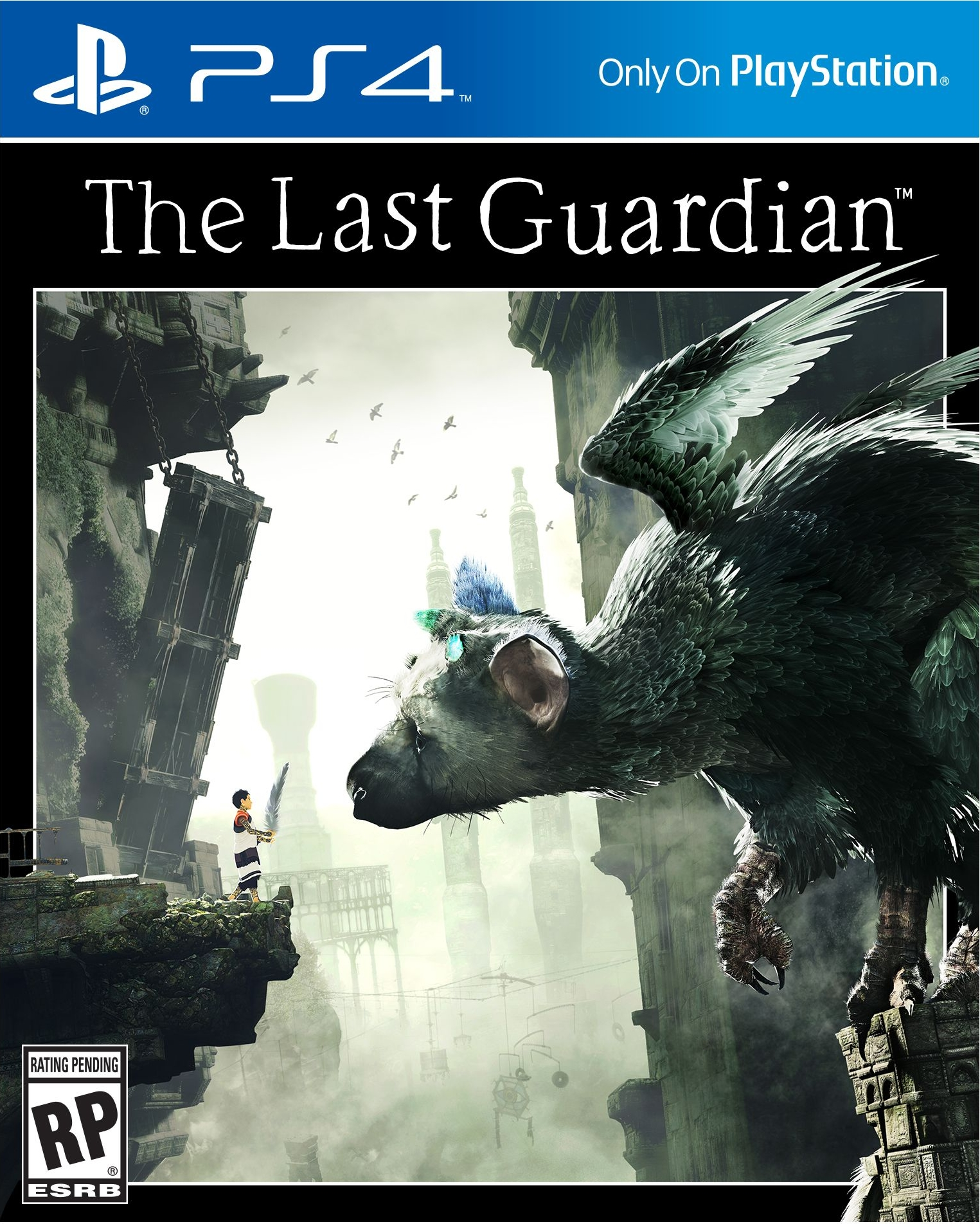 Fumito Ueda hace unboxing de The Last Guardian