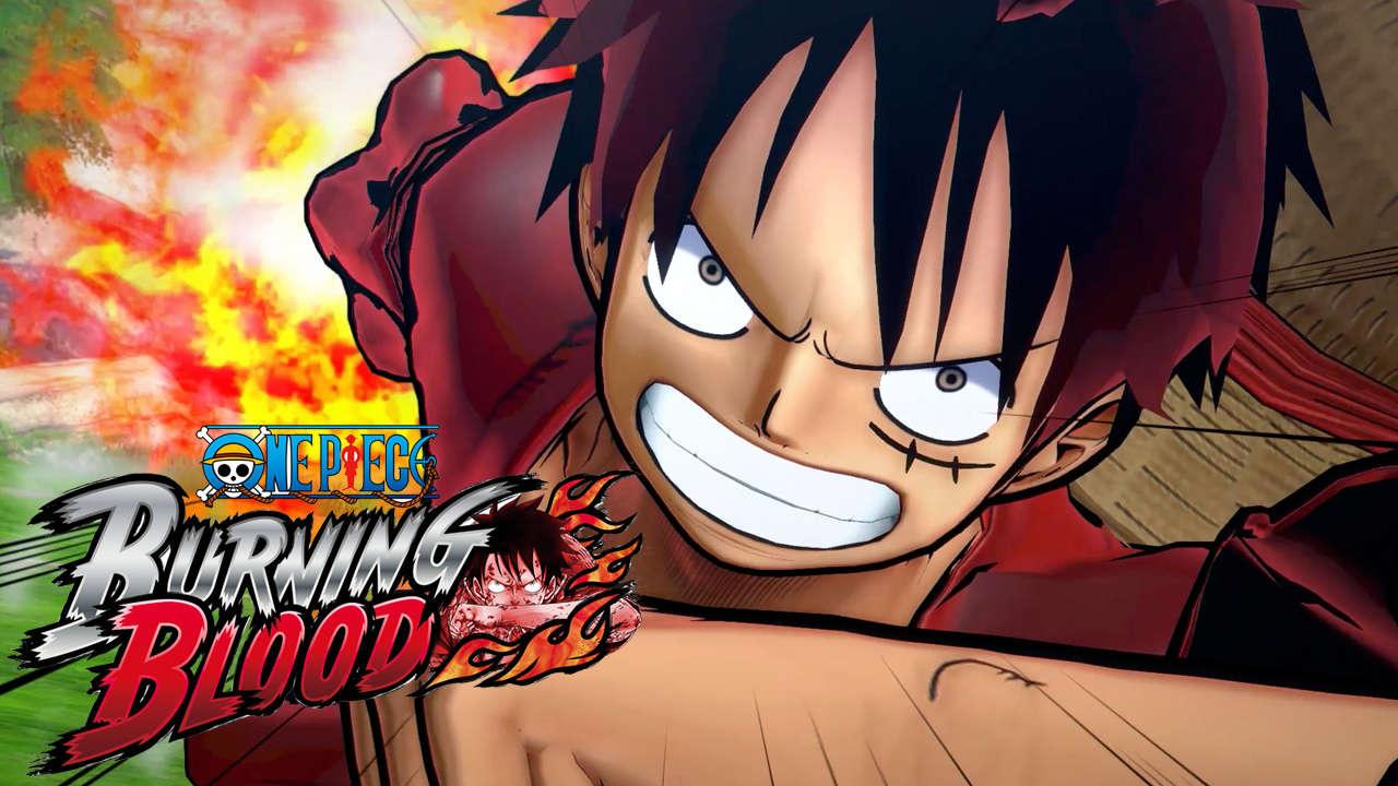 ONE PIECE: BURNING BLOOD suma dos nuevos personajes, votados por sus fans.
