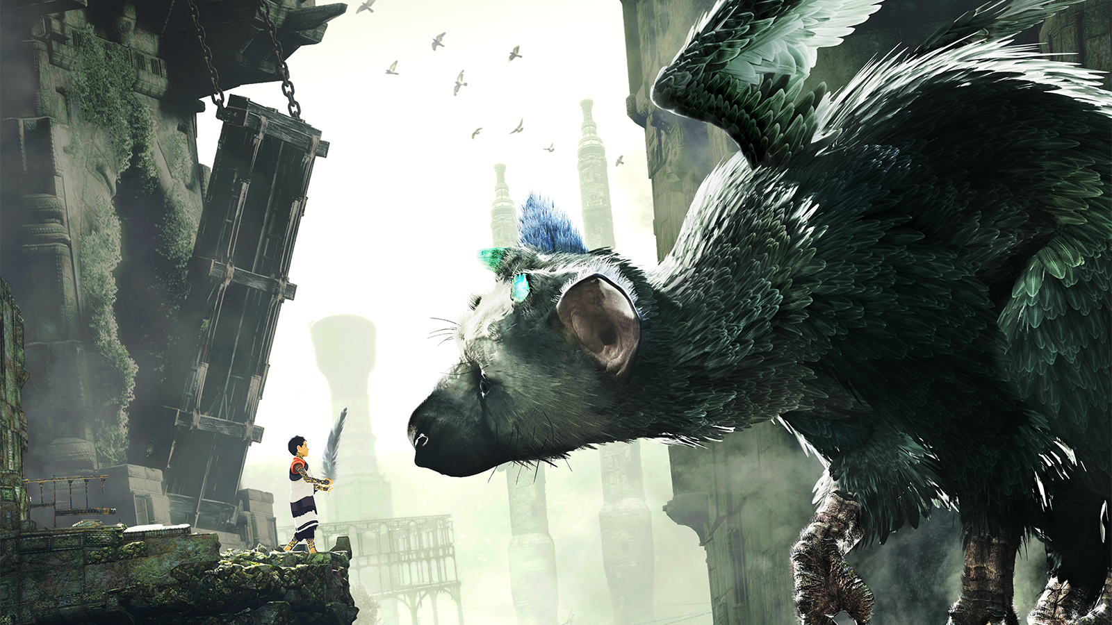 ANALISIS: THE LAST GUARDIAN
