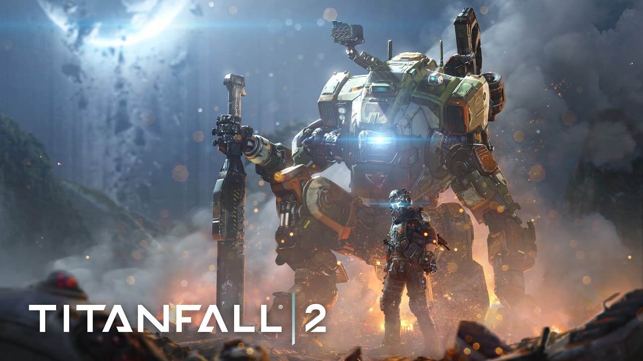 Review Titanfall 2!