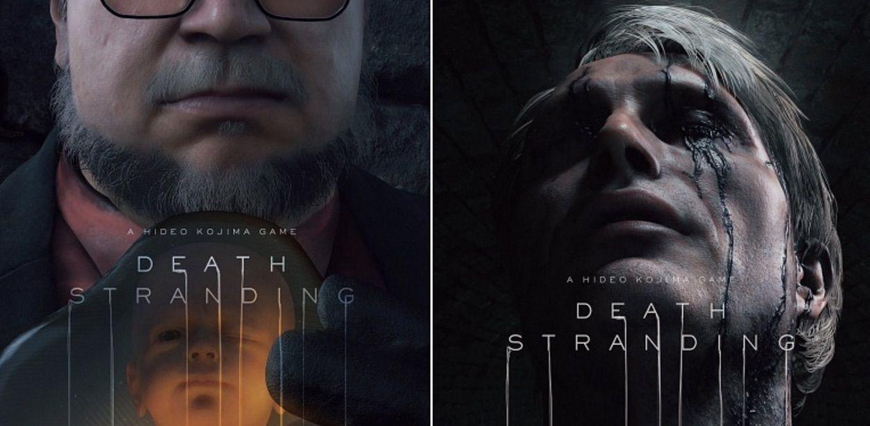 Trailer Death Stranding Game Awards 2016