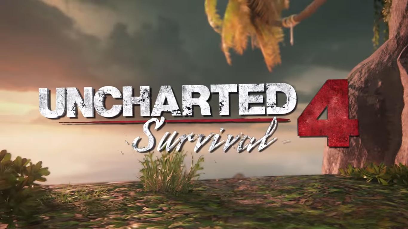 Uncharted 4 recibe hoy el esperado modo supervivencia