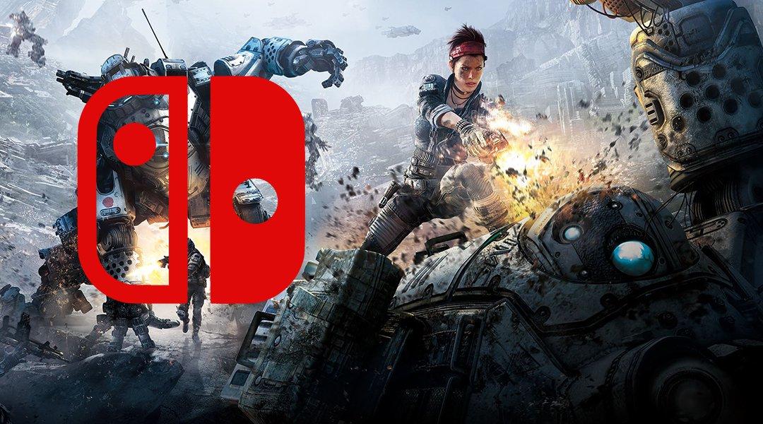 Titanfall 2 No Llegará a Nintendo Switch