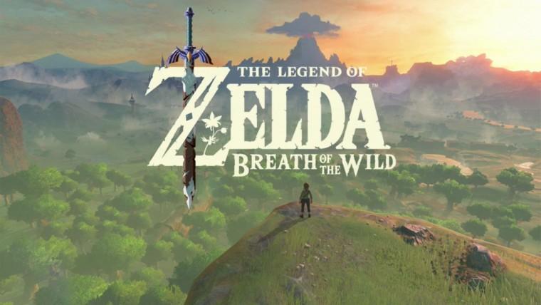 Recorrido entero del mapa de Zelda Breath Of The Wild