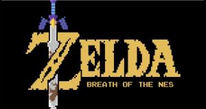 Zelda: Breath of the Wild en 2D