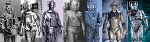 Cybermen y su evolución