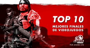 Top 10 mejores Finales Videojuegos