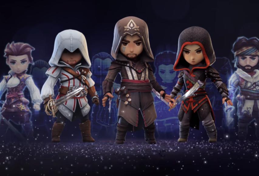 Assassin's Creed Rebellion llega a smarthphones - Locos x ...