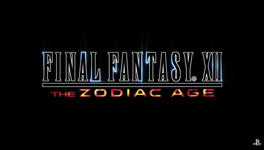 Final Fantasy XII The Zodiac Age ya se encuentra disponible en Steam