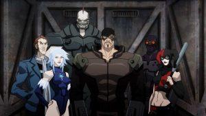 Suicide Squad Asalto a Arkham de DC tendra una secuela