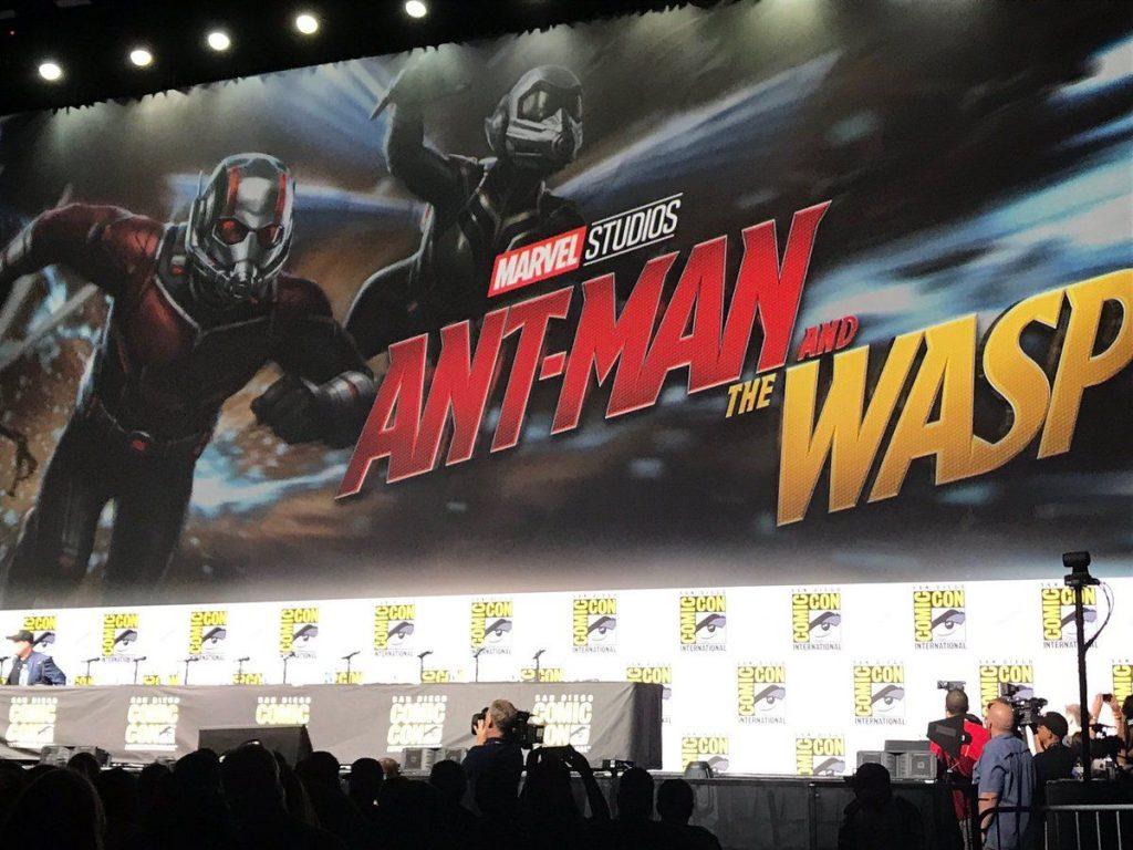 Ant Man And The Wasp Suma Nuevos Personajes A Su Reparto