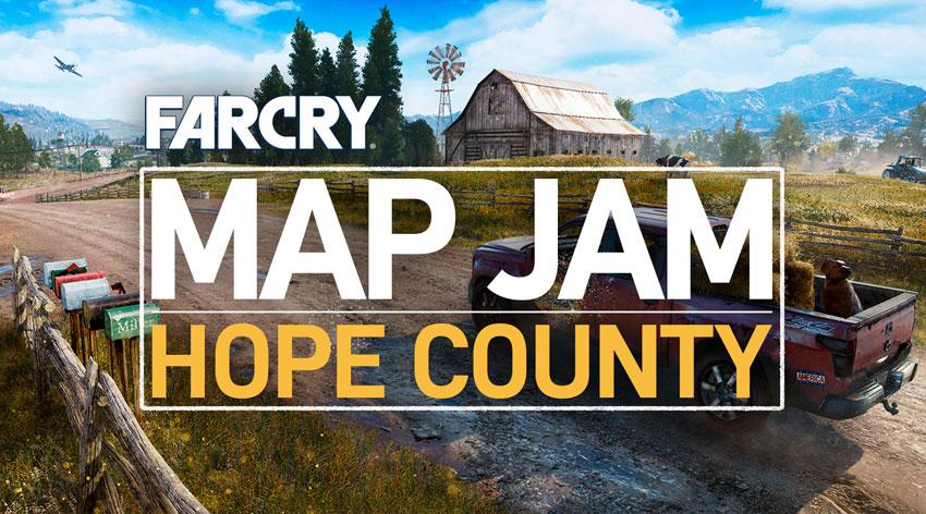 Map Jam
