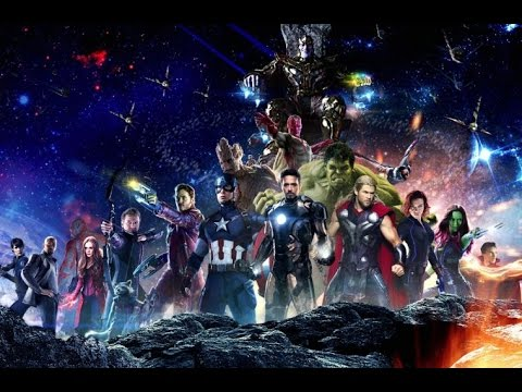 Fan art de Avengers Infinity War