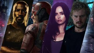 The Defenders estreno segundo trailer oficial en la SDCC