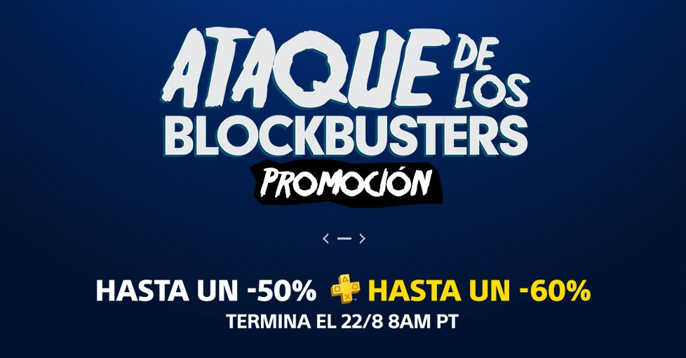 BlockBusters Sale