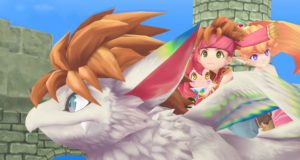 Secrete Of Mana Remake capturas del juego