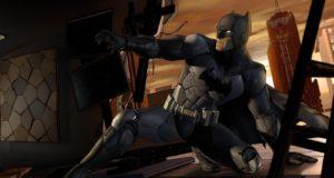 Batman y Guardianes de la Galaxia