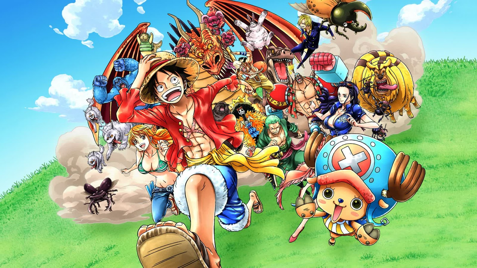 Review One Piece Unlimited World Red Deluxe Edition Locos