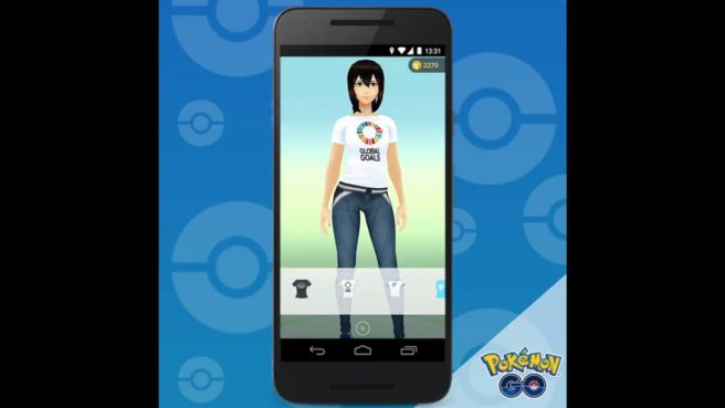 Pokemon GO version 1.45.0