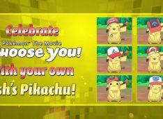 Pokemon Sun & Moon Distribución de Pikachu Ash Anunciada