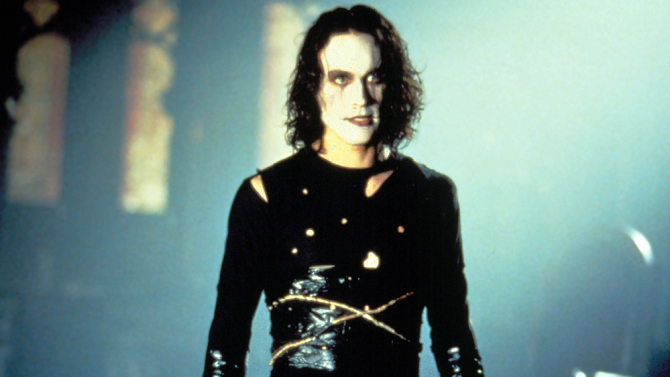 El Reboot de The Crow no sucederá
