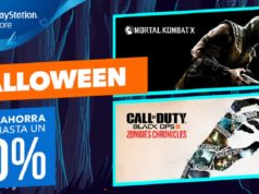 Ofertas PSN Europa -Halloween Sale