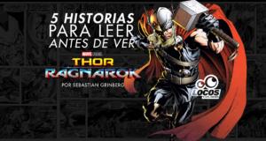 5 historias para leer antes de Thor Raganarok